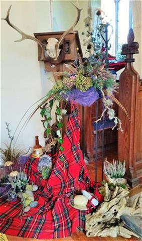 FLOWER FESTIVAL - held at St Mary's Church 25-27 September 2015